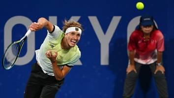 Olympia - Tennis - Zverev - Chatschanow im Live-Ticker: Finale um Gold