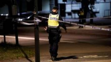 Schwedens Banden-Problem