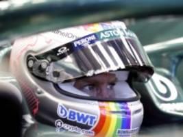 Formel 1 in Ungarn: Rasende Weltverbesserer