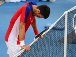 Novak Djoković bei Olympia: Die Siegmaschine ist in Wirklichkeit ein Mensch