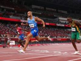 Olympia: Lamont Marcell Jacobs sprintet zu Gold über 100 Meter