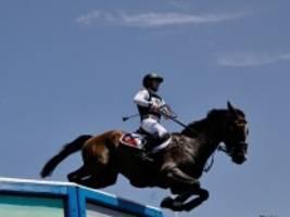 Olympia: Verletztes Pferd wird eingeschläfert