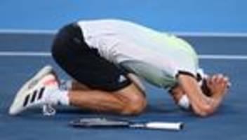 Goldmedaille im Tennis: Alexander Zverev holt Olympia-Goldmedaille im Tennis
