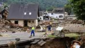 Flutkatastrophe: Landkreis Ahrweiler hatte laut Bericht präzise Hochwasserwarnungen