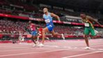 olympia 2021: marcell jacobs holt gold im 100-meter-finale
