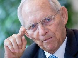 billige parolen: schäuble kritisiert querdenker scharf