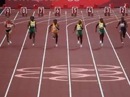 Erster Schatten über Olympia: Schnelle Sprints wecken mächtige Zweifel