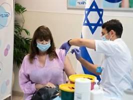 3. Impfung für Über-60-Jährige: Proteste gegen Corona-Maßnahmen in Israel
