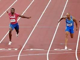 Jacobs gewinnt 100-Meter-Finale: Der schnellste Mann der Welt kommt aus Italien