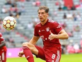Nagelsmann will alles tun: Goretzka beschäftigt hoffenden FC Bayern