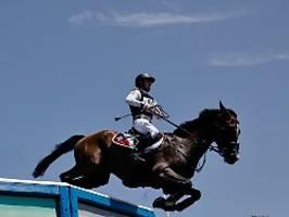 Pferd wird eingeschläfert: Drama überschattet Olympia-Reiten