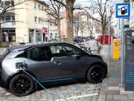 Größter Absatzmarkt in China: Deutsche Autobauer legen bei Stromern zu