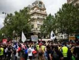 """Wird Frankreichs Protestbewegung so einflussreich wie die """"Gelbwesten""""?"""