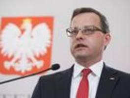 Polens Vize-Justizminister sieht deutsche Meinungsfreiheit gefährdet