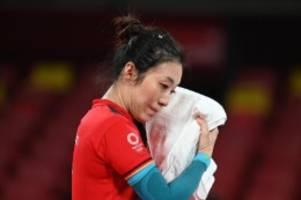 Olympia: Deutsche Tischtennis-Frauen in Tokio im Viertelfinale