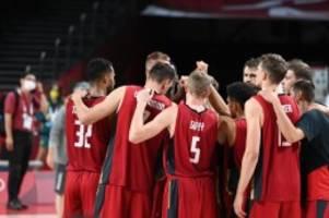 Olympia: Haben vor keinem Angst: Deutsche Basketballer wollen mehr