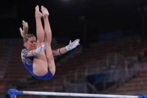 Olympia: Turnerin Seitz starke Fünfte am Stufenbarren