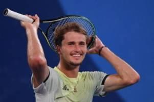 Olympia 2021: Olympia-Gold! Tennis-Ass Zverev feiert seinen größten Erfolg