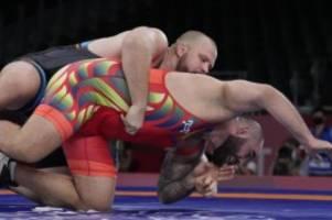 Olympia: Ringerin Rotter-Focken im Halbfinale - Popp hofft noch