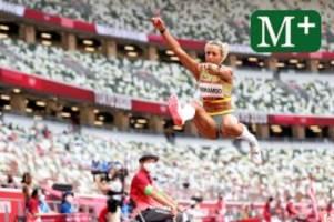 """olympia: weitsprung-star mihambo: """"ich weiß, ich habe es drauf"""""""