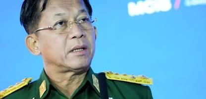 militärjunta in myanmar verlängert ausnahmezustand