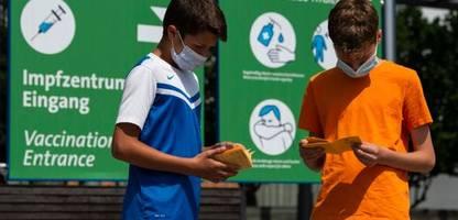 coronavirus: gesundheitsministerium will impfangebote für jugendliche beschließen