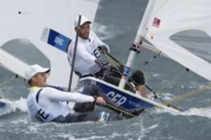 Olympia: Laser-Weltmeister Buhl verpasst olympische Segel-Medaille