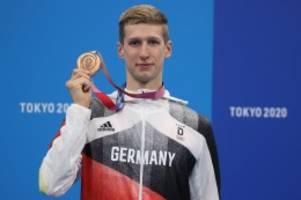 Olympia 2021: Bronze über 1500 Meter: Wellbrock bleibt Krönung verwehrt
