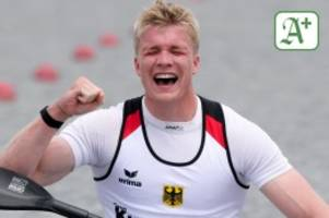 Olympia 2021: Kanu-Goldhoffnung Jacob Schopf: Viel Kraft in der Kelle