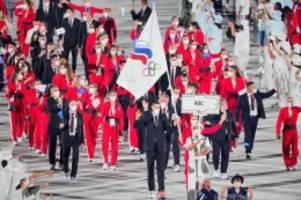 Sommerspiele in Tokio: Putin entzückt: Russlands Olympia-Plan geht auf