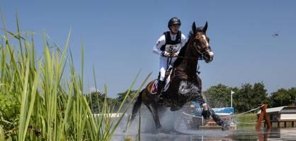 Drama bei den Reitern - Olympia-Pferd in Tokio eingeschläfert