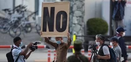 olympia-proteste stören zverevs tennis-finale