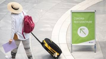 +++ corona-update +++: einreise-testpflicht gestartet – seehofer kündigt kontrollen an