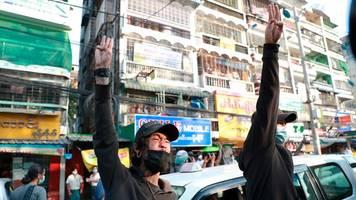 Nach Putsch: Myanmars Militärführung will Neuwahlen erst 2023