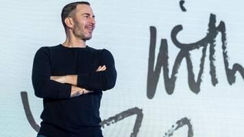 mode-star marc jacobs zeigt sein neues gesicht
