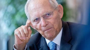 schäuble attackiert querdenker-szene