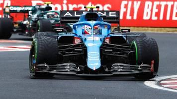 Formel 1 in Ungarn: Ocon Sensationssieger bei wildem Rennen – Vettel wird Zweiter