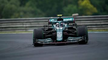 Formel 1 in Ungarn - Puszta-Spektakel mit neuer Wendung: Vettel disqualifiziert