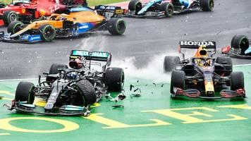 Formel 1 in Ungarn: Vier Fahrer raus! So lief der Massencrash