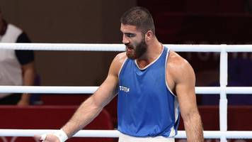 Olympia 2021: Französischer Boxer Mourad Aliev sorgt mit Sitzstreik für Aufreger
