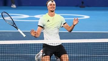 olympia 2021: gold für deutschland! zverev schreibt tennis-geschichte