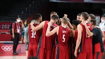 olympia - haben vor keinem angst: deutsche basketballer wollen mehr