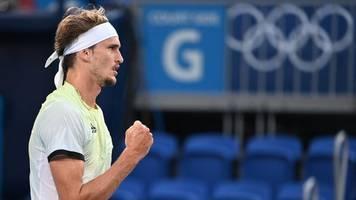 Olympia: Zverev gewinnt Tennis-Gold in Tokio