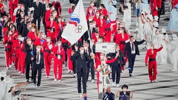Sommerspiele in Tokio - Putin entzückt: Russlands Olympia-Plan geht auf