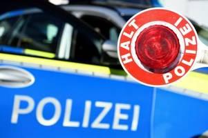 Betrunkene im Verkehr: Polizei erwischt Radler mit 1,6 Promille