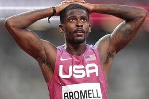 US-Amerikaner Bromell verpasst Sprint-Finale in Tokio
