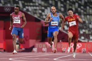 italiener jacobs gewinnt 100-m-gold