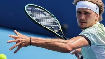 Olympia 2021 - Tennis-Finale im Live-Stream: So sehen Sie Zverev - Chatschanow bei Olympia