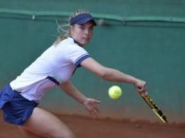 tennis: zurück in die zweite liga