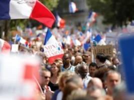 Frankreich: Ein Riss geht durch Frankreichs Gesellschaft